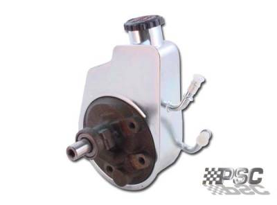 Steering - PSC Motorsports - 01-10 Chevy Duramax High Performance P-series pump w/ hydroboost can