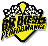 BD Diesel - BD Duramax Up Pipes Kit Chevy/GMC 2001-2015