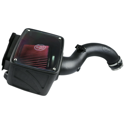 Air Intake Systems - S&B Filters - Cold Air Intake for 2001-2004 Chevy / GMC Duramax LB7 6.6L