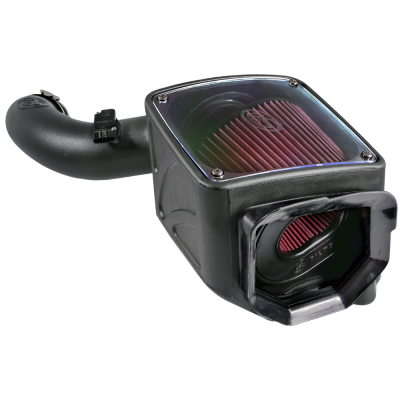 S&B Filters - Cold Air Intake for 2001-2004 Chevy / GMC Duramax LB7 6.6L - Image 2