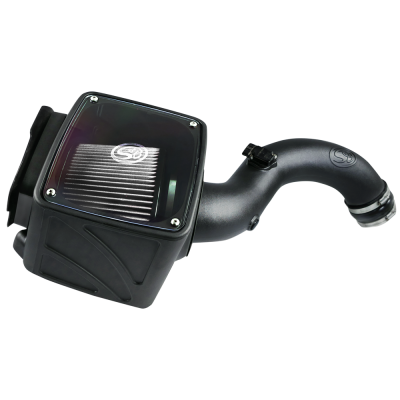 S&B Filters - Cold Air Intake for 2001-2004 Chevy / GMC Duramax LB7 6.6L Dry Filter - Image 2