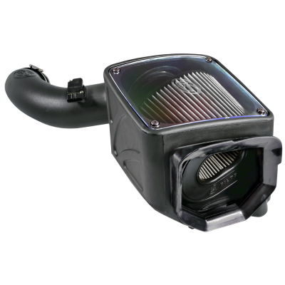 S&B Filters - Cold Air Intake for 2001-2004 Chevy / GMC Duramax LB7 6.6L Dry Filter - Image 3