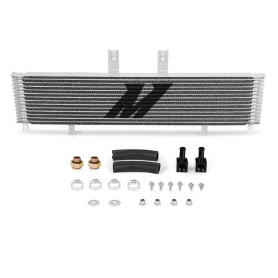 Transmission - Mishimoto - Chevrolet/GMC 6.6L Duramax (LBZ/LMM) Transmission Cooler, 2006-2010