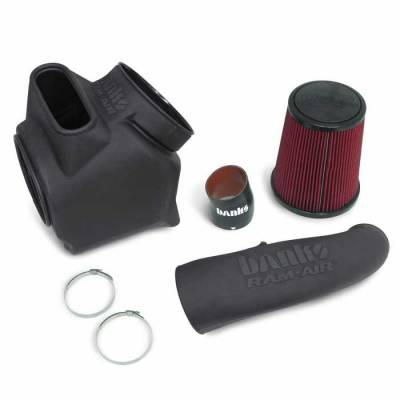 Banks Power - Ram-Air Cold-Air Intake System, Oiled Filter for use with 2017-2019 Chevy/GMC 2500 L5P 6.6L - Image 2