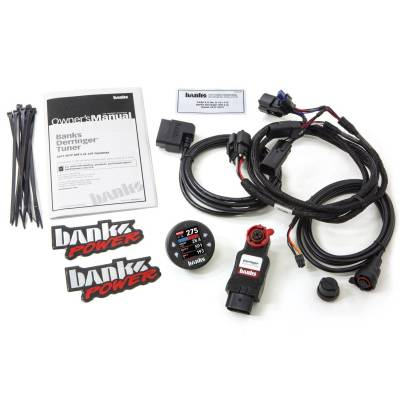 Banks Power - Derringer Tuner (Gen2), with iDash 1.8 for 2017-19 Chevy/GMC 2500/3500 6.6L L5P - Image 2