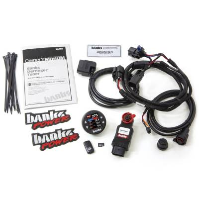 Banks Power - Derringer Tuner(Gen2), w/DataMonster with ActiveSafety, includes Banks iDash 1.8 DataMonster - Image 2
