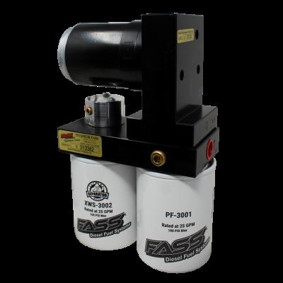 FASS Fuel Systems - Titanium Signature Series Diesel Fuel Lift Pump 165GPH GM Duramax 6.6L 2001-2010 - Image 2