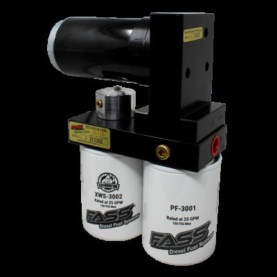 FASS Fuel Systems - Titanium Signature Series Diesel Fuel Lift Pump 290GPH GM Duramax 6.6L 2001-2016 - Image 2