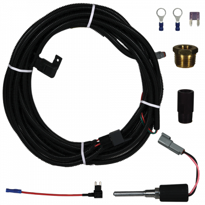 FASS Fuel Systems - Titanium Series Optional Electric Diesel Fuel Heater Kit