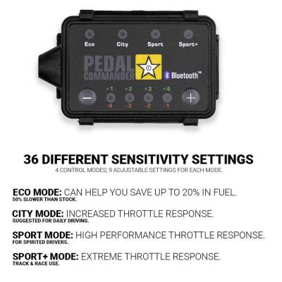 Pedal Commander - Pedal Commander PC65 Bluetooth