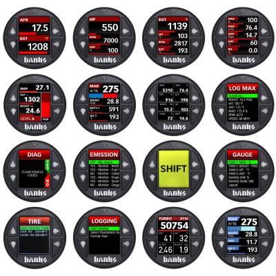 Banks Power - Banks iDash 1.8 SuperGauge for use with Banks Derringer module - Image 4