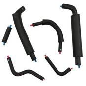 Merchant Automotive - LB7 Complete Rubber Fuel Line Kit
