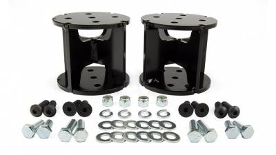 """Suspension - Leveling Kits - AirLift Company - Air Lift 52440 4"""" Air Spring Spacers"""